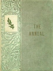 1954 Edition, Hillsboro High School - Annual Yearbook (Hillsboro, NH)