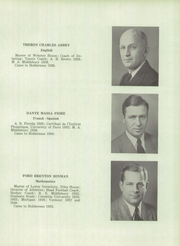 Page 11, 1948 Edition, Holderness School - Dial Yearbook (Holderness, NH) online yearbook collection