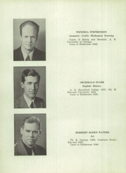 Page 12, 1948 Edition, Holderness School - Dial Yearbook (Holderness, NH) online yearbook collection