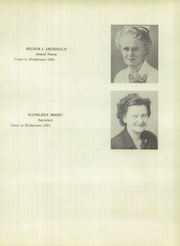 Page 15, 1948 Edition, Holderness School - Dial Yearbook (Holderness, NH) online yearbook collection