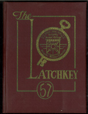 Page 1, 1957 Edition, Holyoke Community College - Latchkey Yearbook (Holyoke, MA) online yearbook collection