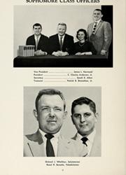 Page 12, 1957 Edition, Holyoke Community College - Latchkey Yearbook (Holyoke, MA) online yearbook collection