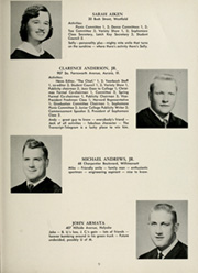 Page 13, 1957 Edition, Holyoke Community College - Latchkey Yearbook (Holyoke, MA) online yearbook collection