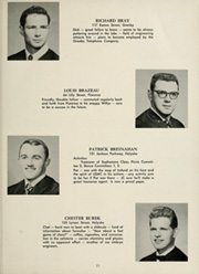 Page 15, 1957 Edition, Holyoke Community College - Latchkey Yearbook (Holyoke, MA) online yearbook collection