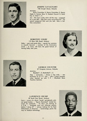 Page 17, 1957 Edition, Holyoke Community College - Latchkey Yearbook (Holyoke, MA) online yearbook collection