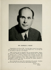 Page 9, 1957 Edition, Holyoke Community College - Latchkey Yearbook (Holyoke, MA) online yearbook collection