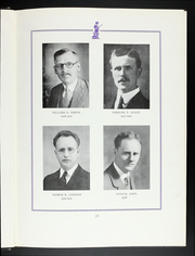 Page 17, 1932 Edition, Atlantic Union College - Minuteman Yearbook (South Lancaster, MA) online yearbook collection
