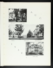 Page 9, 1932 Edition, Atlantic Union College - Minuteman Yearbook (South Lancaster, MA) online yearbook collection