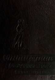 1942 Edition, Atlantic Union College - Minuteman Yearbook (South Lancaster, MA)