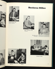 Page 13, 1957 Edition, Atlantic Union College - Minuteman Yearbook (South Lancaster, MA) online yearbook collection