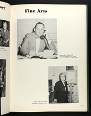 Page 15, 1957 Edition, Atlantic Union College - Minuteman Yearbook (South Lancaster, MA) online yearbook collection