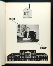 Page 5, 1957 Edition, Atlantic Union College - Minuteman Yearbook (South Lancaster, MA) online yearbook collection