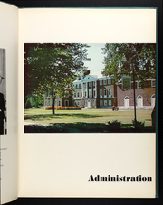 Page 9, 1957 Edition, Atlantic Union College - Minuteman Yearbook (South Lancaster, MA) online yearbook collection