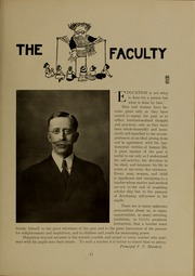 Page 17, 1917 Edition, Massachusetts College of Liberal Arts - Vox Anni Yearbook (North Adams, MA) online yearbook collection