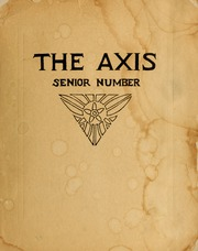 Massachusetts College of Liberal Arts - Vox Anni Yearbook (North Adams, MA) online yearbook collection, 1922 Edition, Page 1