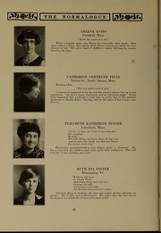 Page 36, 1927 Edition, Massachusetts College of Liberal Arts - Vox Anni Yearbook (North Adams, MA) online yearbook collection