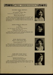 Page 39, 1927 Edition, Massachusetts College of Liberal Arts - Vox Anni Yearbook (North Adams, MA) online yearbook collection