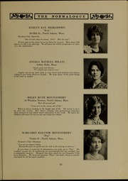 Page 43, 1927 Edition, Massachusetts College of Liberal Arts - Vox Anni Yearbook (North Adams, MA) online yearbook collection