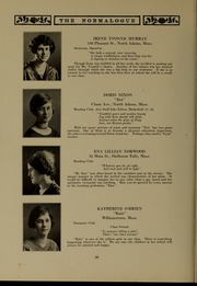 Page 44, 1927 Edition, Massachusetts College of Liberal Arts - Vox Anni Yearbook (North Adams, MA) online yearbook collection