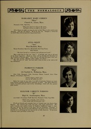 Page 45, 1927 Edition, Massachusetts College of Liberal Arts - Vox Anni Yearbook (North Adams, MA) online yearbook collection