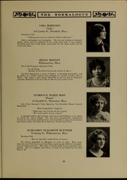 Page 47, 1927 Edition, Massachusetts College of Liberal Arts - Vox Anni Yearbook (North Adams, MA) online yearbook collection