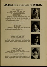 Page 49, 1927 Edition, Massachusetts College of Liberal Arts - Vox Anni Yearbook (North Adams, MA) online yearbook collection