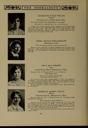 Page 52, 1927 Edition, Massachusetts College of Liberal Arts - Vox Anni Yearbook (North Adams, MA) online yearbook collection