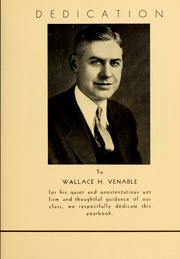 Page 11, 1938 Edition, Massachusetts College of Liberal Arts - Vox Anni Yearbook (North Adams, MA) online yearbook collection