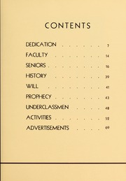 Page 9, 1938 Edition, Massachusetts College of Liberal Arts - Vox Anni Yearbook (North Adams, MA) online yearbook collection