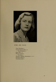 Page 17, 1948 Edition, Massachusetts College of Liberal Arts - Vox Anni Yearbook (North Adams, MA) online yearbook collection