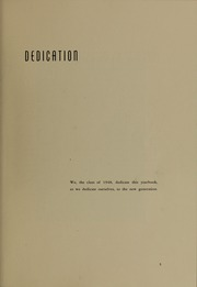 Page 7, 1948 Edition, Massachusetts College of Liberal Arts - Vox Anni Yearbook (North Adams, MA) online yearbook collection