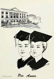 Page 5, 1959 Edition, Massachusetts College of Liberal Arts - Vox Anni Yearbook (North Adams, MA) online yearbook collection