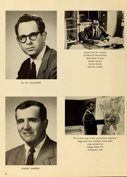 Page 12, 1962 Edition, Massachusetts College of Liberal Arts - Vox Anni Yearbook (North Adams, MA) online yearbook collection