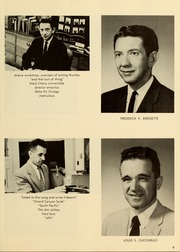 Page 13, 1962 Edition, Massachusetts College of Liberal Arts - Vox Anni Yearbook (North Adams, MA) online yearbook collection