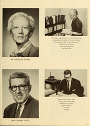 Page 15, 1962 Edition, Massachusetts College of Liberal Arts - Vox Anni Yearbook (North Adams, MA) online yearbook collection