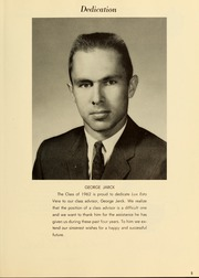 Page 9, 1962 Edition, Massachusetts College of Liberal Arts - Vox Anni Yearbook (North Adams, MA) online yearbook collection