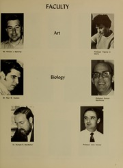 Page 11, 1971 Edition, Massachusetts College of Liberal Arts - Vox Anni Yearbook (North Adams, MA) online yearbook collection