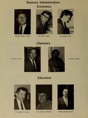 Page 12, 1971 Edition, Massachusetts College of Liberal Arts - Vox Anni Yearbook (North Adams, MA) online yearbook collection