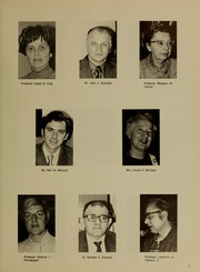 Page 13, 1971 Edition, Massachusetts College of Liberal Arts - Vox Anni Yearbook (North Adams, MA) online yearbook collection