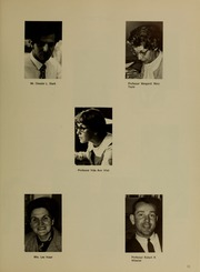 Page 15, 1971 Edition, Massachusetts College of Liberal Arts - Vox Anni Yearbook (North Adams, MA) online yearbook collection
