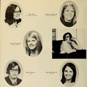 Page 50, 1972 Edition, Massachusetts College of Liberal Arts - Vox Anni Yearbook (North Adams, MA) online yearbook collection