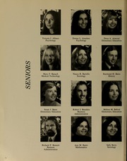 Page 12, 1976 Edition, Massachusetts College of Liberal Arts - Vox Anni Yearbook (North Adams, MA) online yearbook collection
