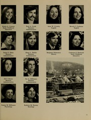 Page 15, 1976 Edition, Massachusetts College of Liberal Arts - Vox Anni Yearbook (North Adams, MA) online yearbook collection
