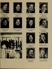 Page 17, 1976 Edition, Massachusetts College of Liberal Arts - Vox Anni Yearbook (North Adams, MA) online yearbook collection