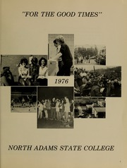 Page 5, 1976 Edition, Massachusetts College of Liberal Arts - Vox Anni Yearbook (North Adams, MA) online yearbook collection