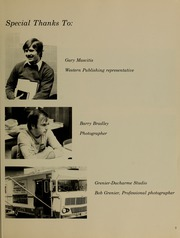 Page 7, 1976 Edition, Massachusetts College of Liberal Arts - Vox Anni Yearbook (North Adams, MA) online yearbook collection