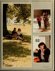 Page 11, 1985 Edition, Massachusetts College of Liberal Arts - Vox Anni Yearbook (North Adams, MA) online yearbook collection