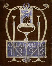 Page 1, 1906 Edition, Wesleyan University - Olla Podrida Yearbook (Middletown, CT) online yearbook collection