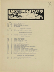 Page 11, 1906 Edition, Wesleyan University - Olla Podrida Yearbook (Middletown, CT) online yearbook collection