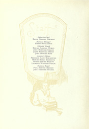 Page 12, 1927 Edition, Wesleyan University - Olla Podrida Yearbook (Middletown, CT) online yearbook collection